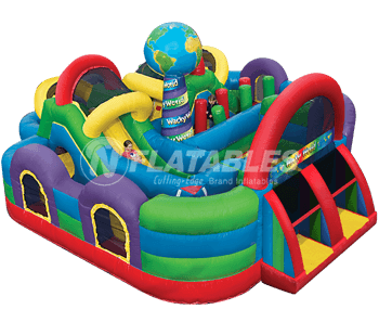slides u0026 water slides kid combos - Bounce House For Sale