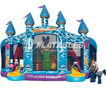 Castle Fun Centre™ Kid Combo