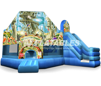 Enchanted Forest™ Club/Slide Combo