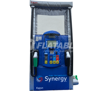 Inflatable Gas Pump
