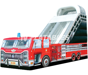 Big Red™ (22') Fire Truck Slide