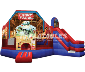 Funny Farm™ Club/Slide Combo