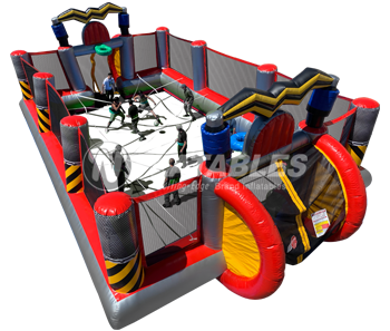 High Voltage Human Foosball™
