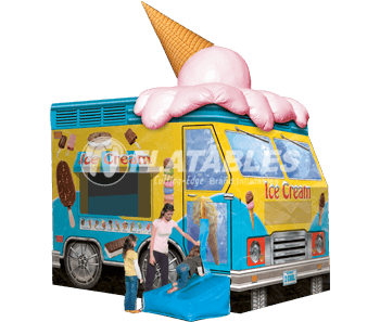 Ice Cream Truck™ Bouncer