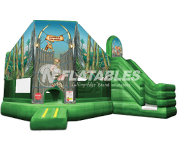 Jungle Island™ Club/Slide
