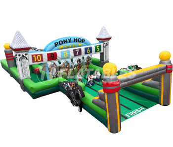 Pony Hop Race Track