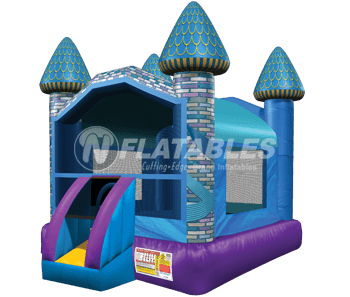 Printed Castle Bouncer™ (Large) Scratch & Dent