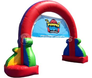 Wacky™ Inflatable Arch