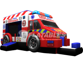 First Responders Combo™ (Red)