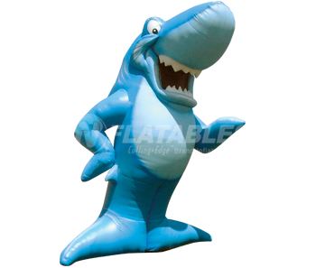 Sea Life™ Sharky™ Mascot