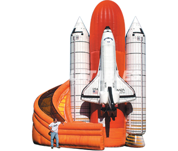 Space Shuttle Turbo™ Slide