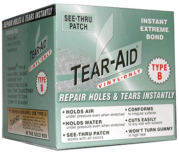 Tear-Aid Repair Patch