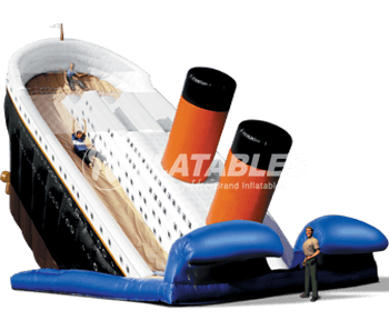 Titanic Adventure™ (25') Dual Slide