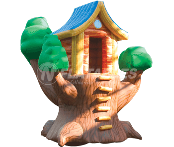 Inflatable Tree House for Mall of America