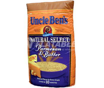 Uncle Bens® Rice Inflatable Replica