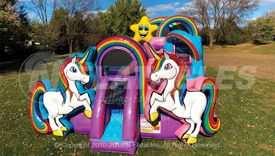 New Commercial Inflatables for Sale 2019