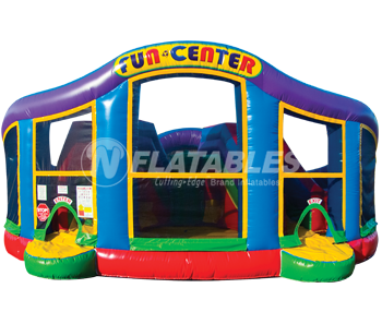 Wacky Fun Center™ Kid Combo
