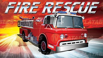 Fire Rescue™ Removable Art Panel
