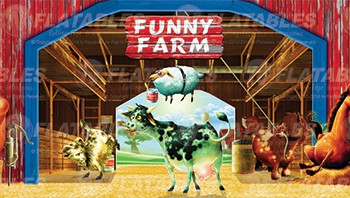 Funny Farm™ Removable Art Panel