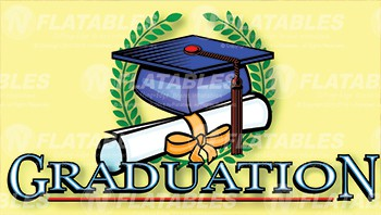 Graduation Removable Art Panel