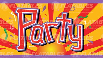 Party Removable Art Panel