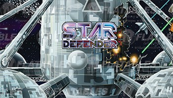 Star Defender™ Removable Art Panel