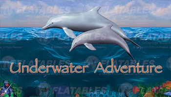 Underwater Adventure™ Removable Art Panel