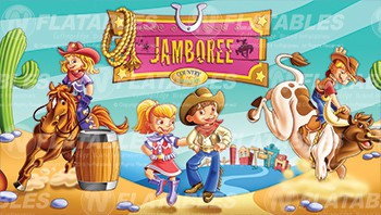 Western Jamboree™ Removable Art Panel