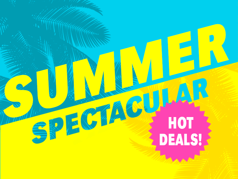 2020 Summer Spectacular Sale